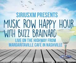 Music Row Happy Hour w/ Buzz Brainard