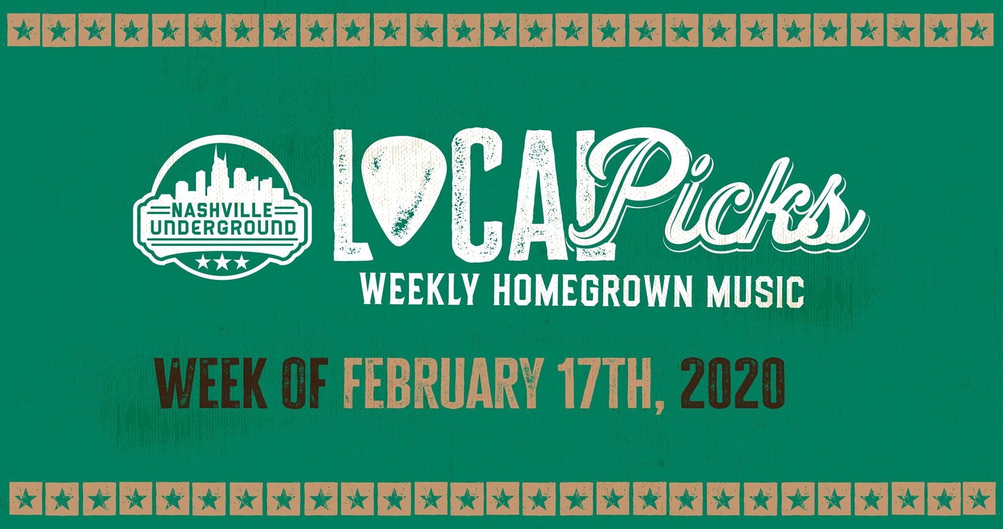 Nashville Underground Local Picks