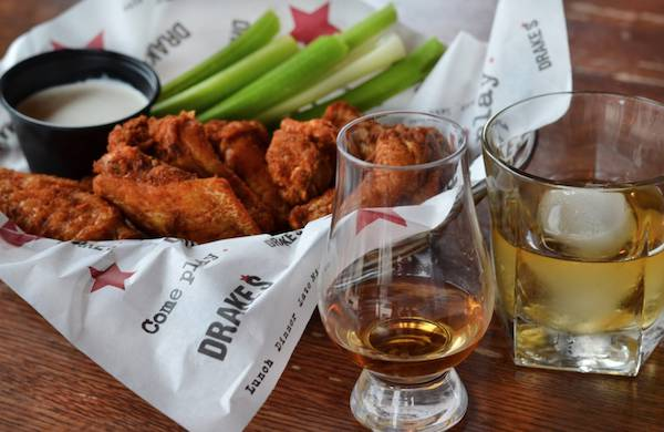 Wings & Whiskey Wednesday