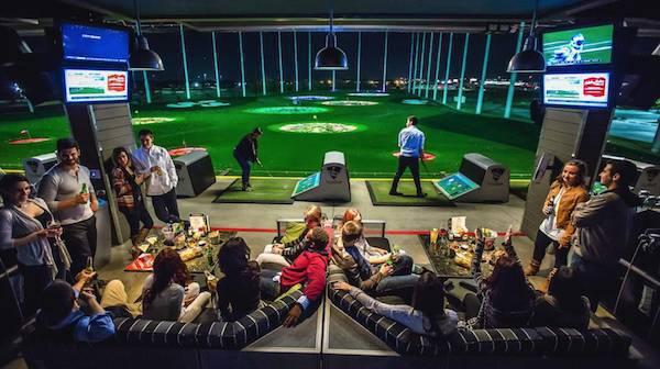 DJ & Golf