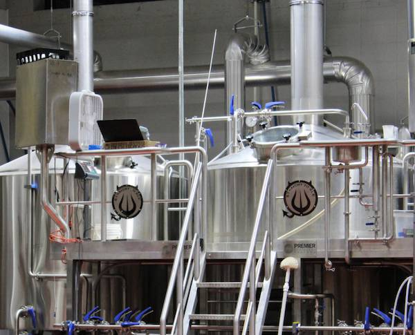 Free Brewery Tour!
