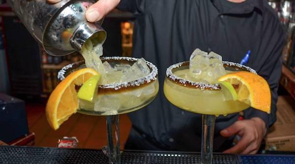 $3.99 Mambo Taxi Margarita Wednesday