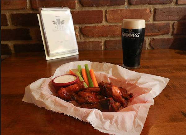 Half Off Irish Drafts & Wings