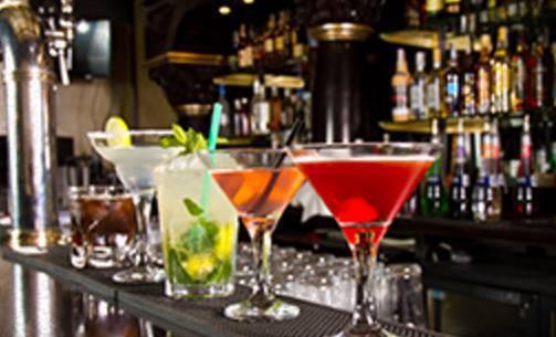 Great cocktail menu