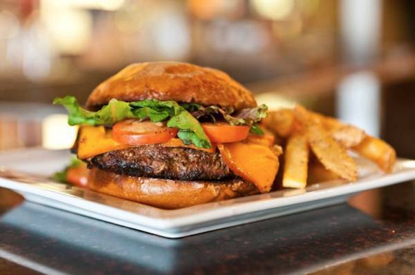 $5.99 Bistro Burger All Day & more