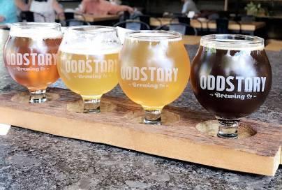 OddStory Brewing Co. Takeover