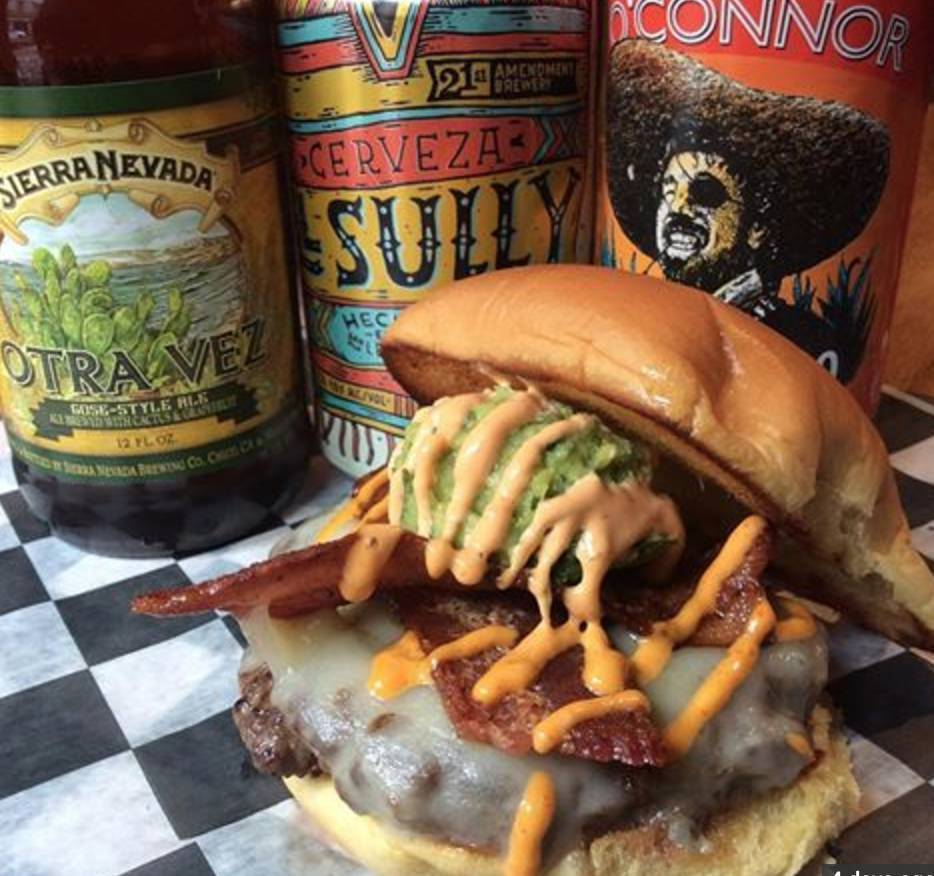 Burger of The Day: The Ponch