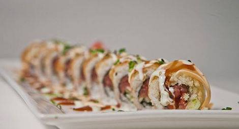 Express Lunch: $9 Rolls & more