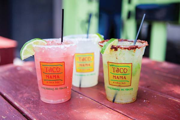 Half Off Margaritas