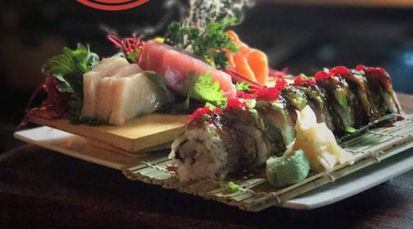 Sushi Sunday & Happy Hour (5-7)