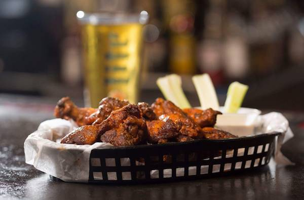 All You Can Eat Wings & $2 Miller Lite