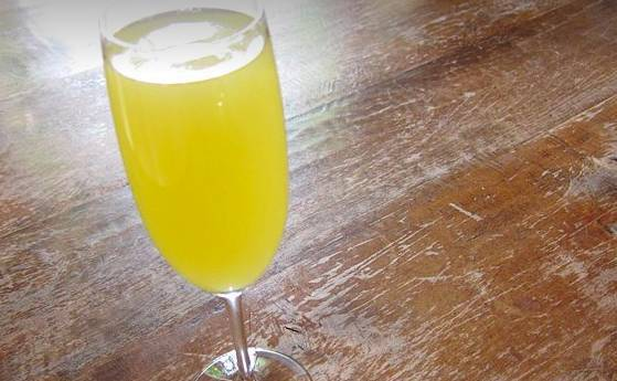 Bottomless Mimosas + Brunch Buffet