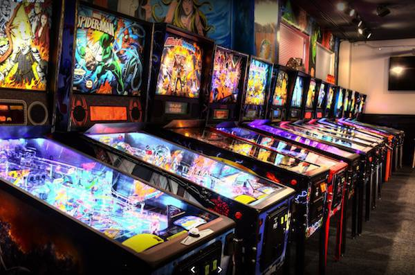 Free Pinball Night