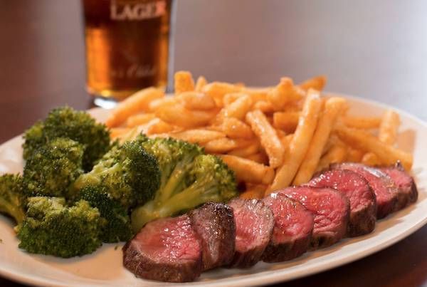 Steak Night & Drink Specials
