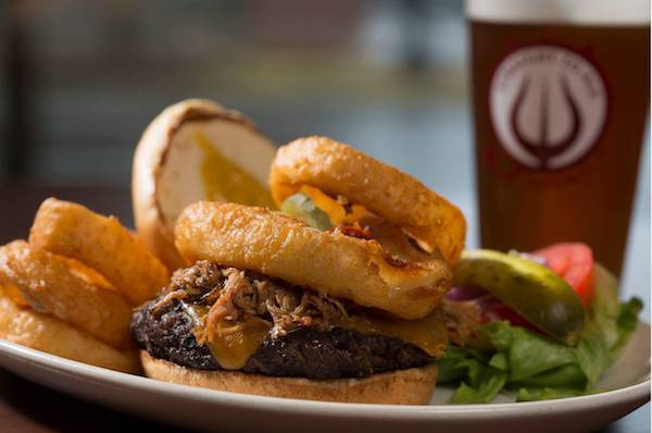 Half Off Burger Night & Drink Specials