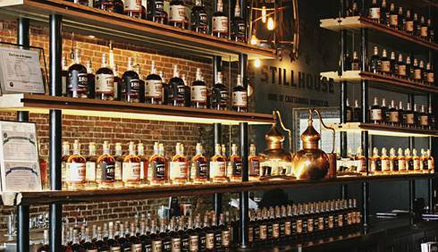 Chattanooga Whiskey Experimental Distillery