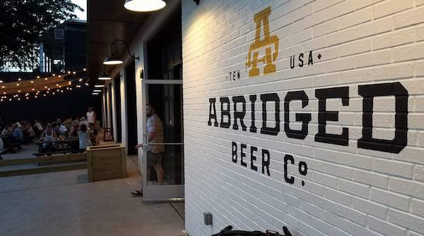 Abridged Beer Company