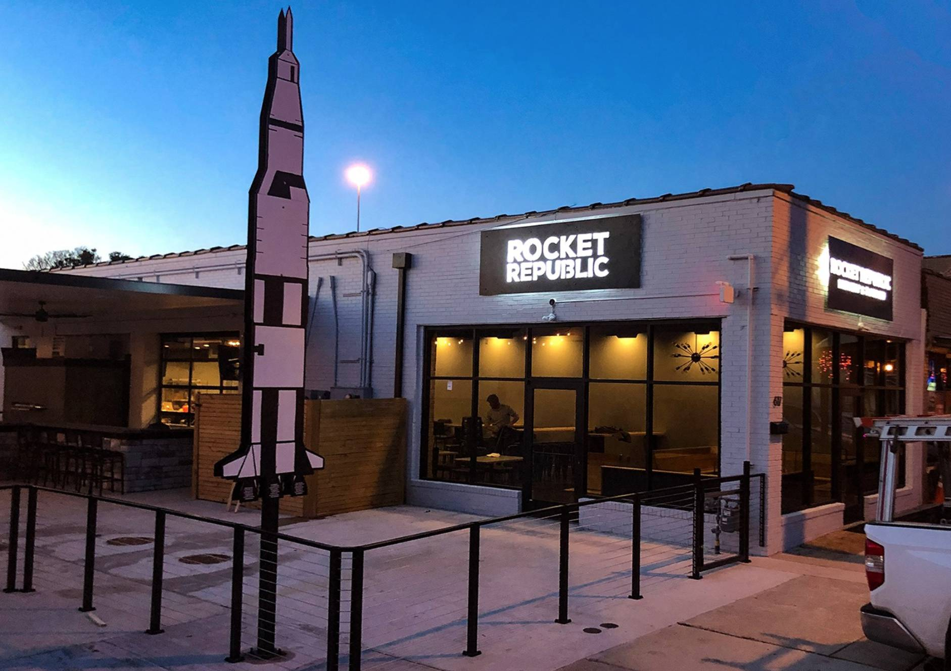 Rocket Republic (Downtown HSV)
