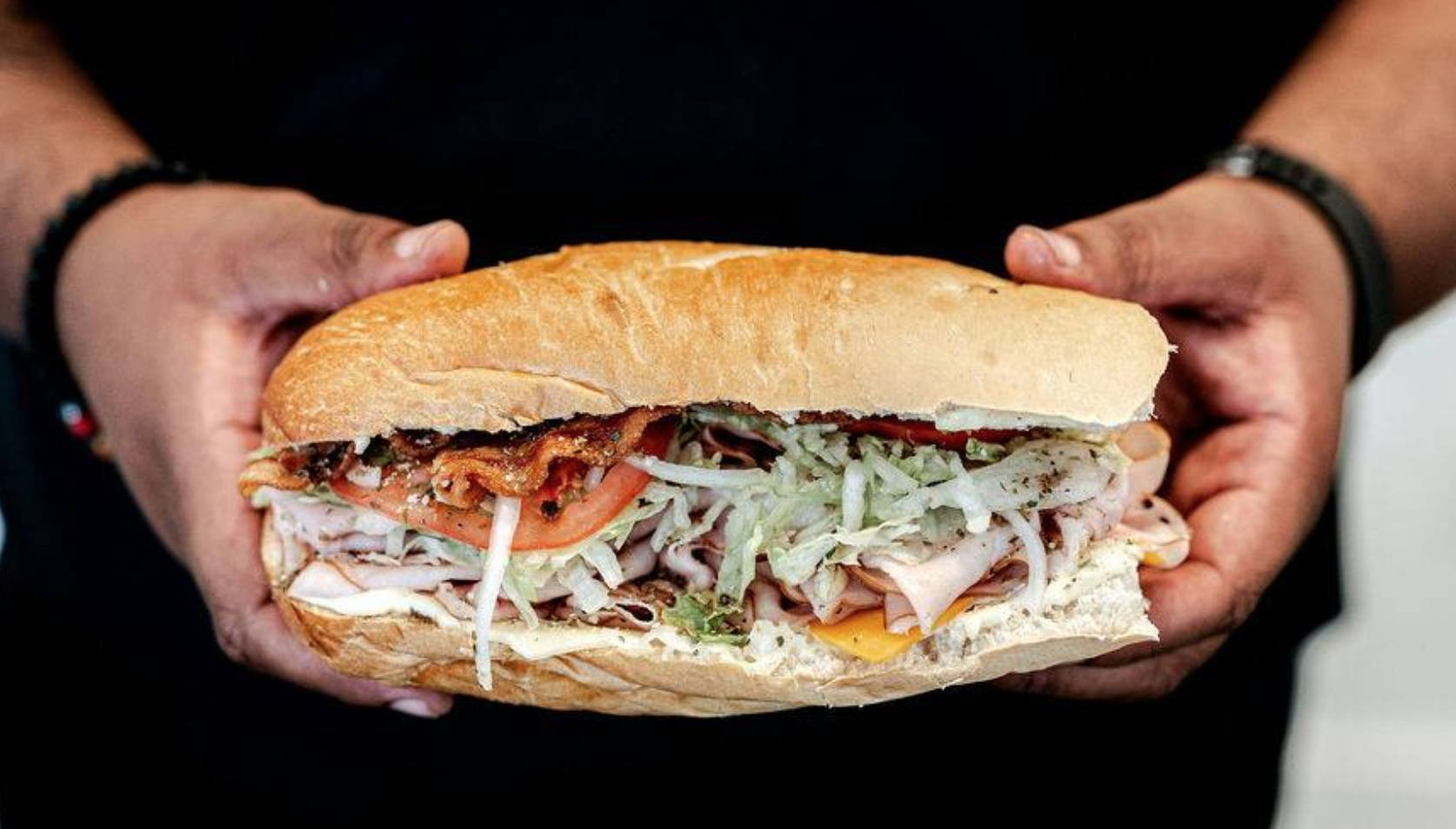 Lil Mama's Chicago Style Hoagy