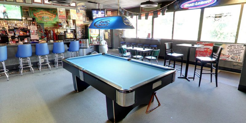 H-Cue's Upstairs Poolroom