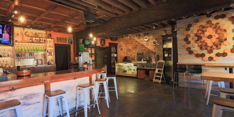 Lazydaze Counterculture & Coffeebar (Downtown)