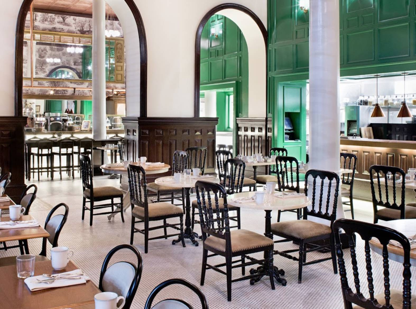 1886 Café & Bakery