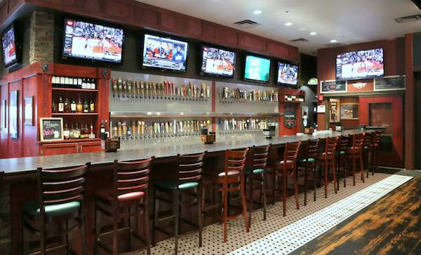 On Tap Sports Cafe of Hoover