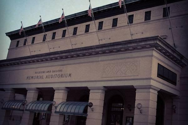 Soldiers & Sailors Memorial Auditorium