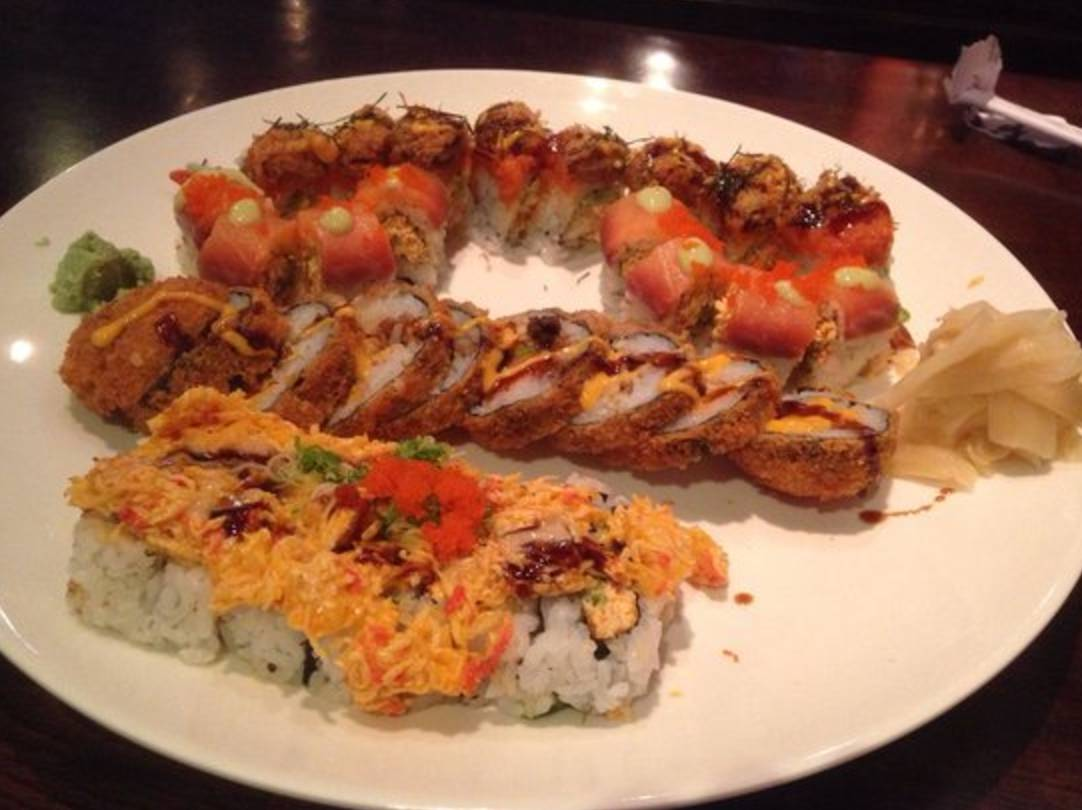 Totto Sushi Bar & Grill