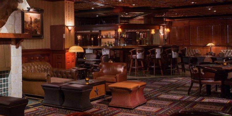 The Driskill Bar