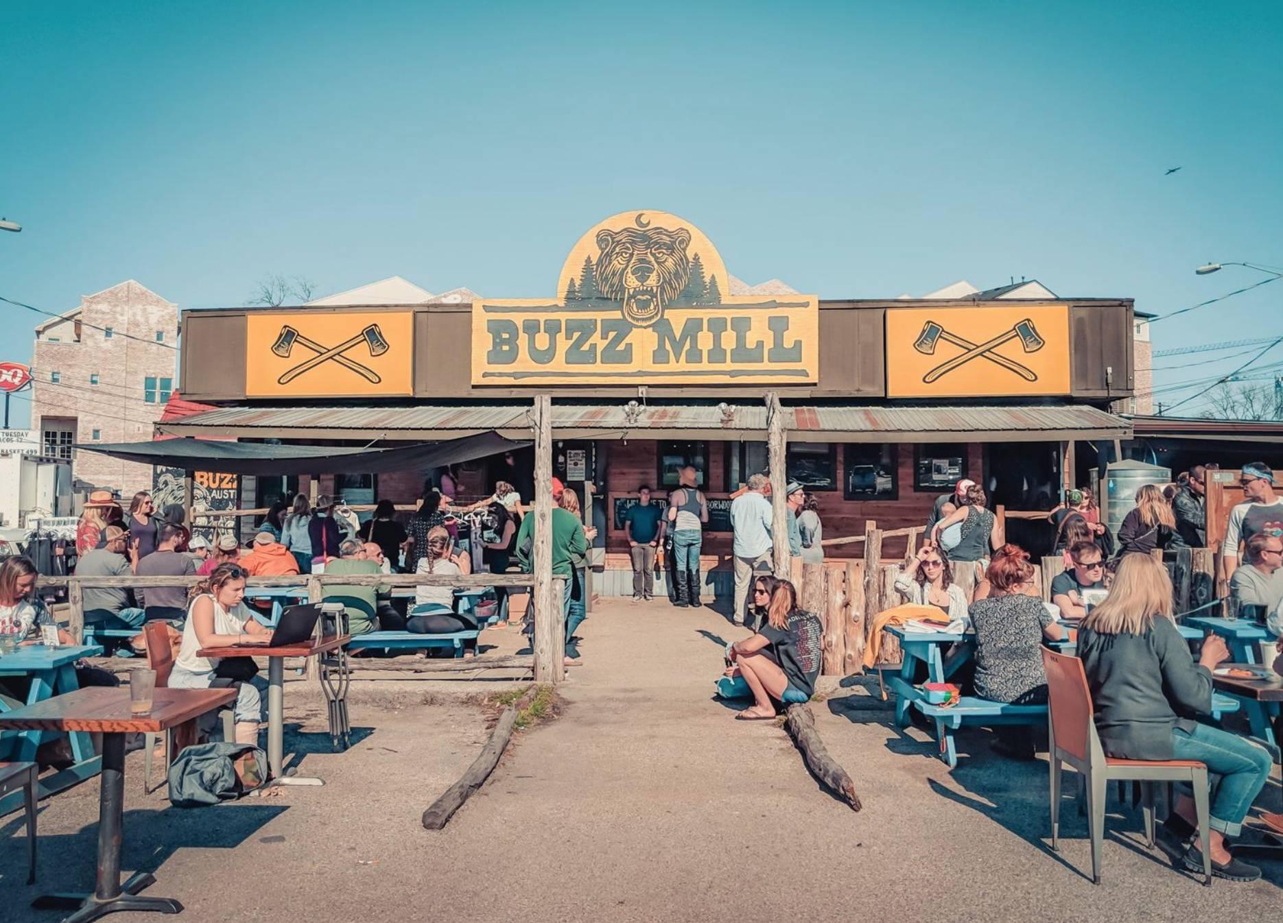 The Buzz Mill (Riverside)
