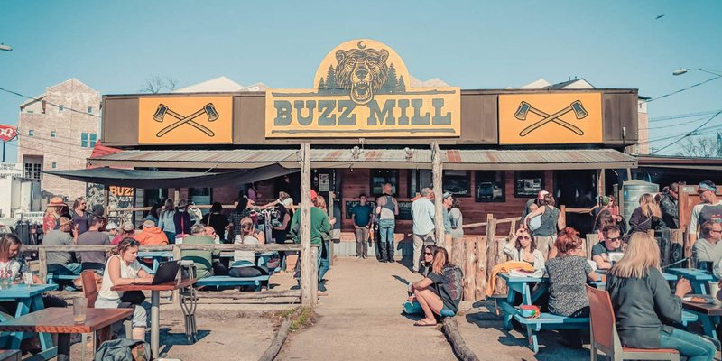 The Buzz Mill (Riverside)