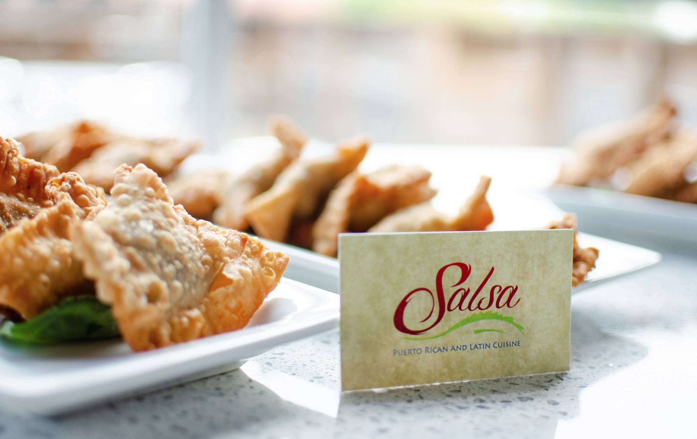 Salsa Puerto Rican and Latin Cuisine