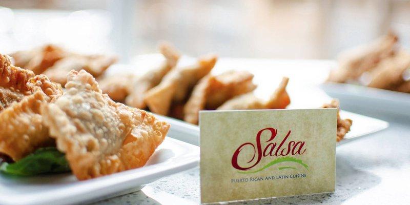 Salsa Puerto Rican and Latin Cuisine