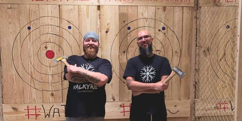 Valkyrie Axe Throwing