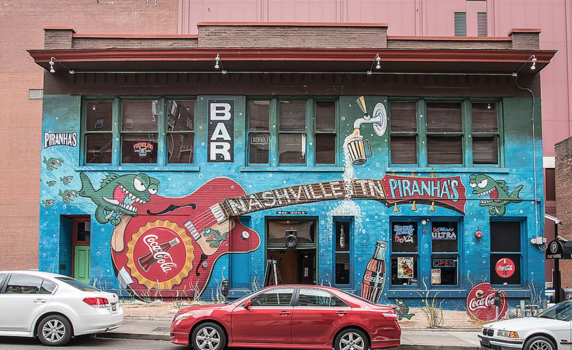 Piranha's Bar & Grill