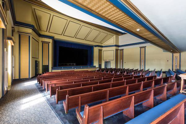 The Walker Theatre