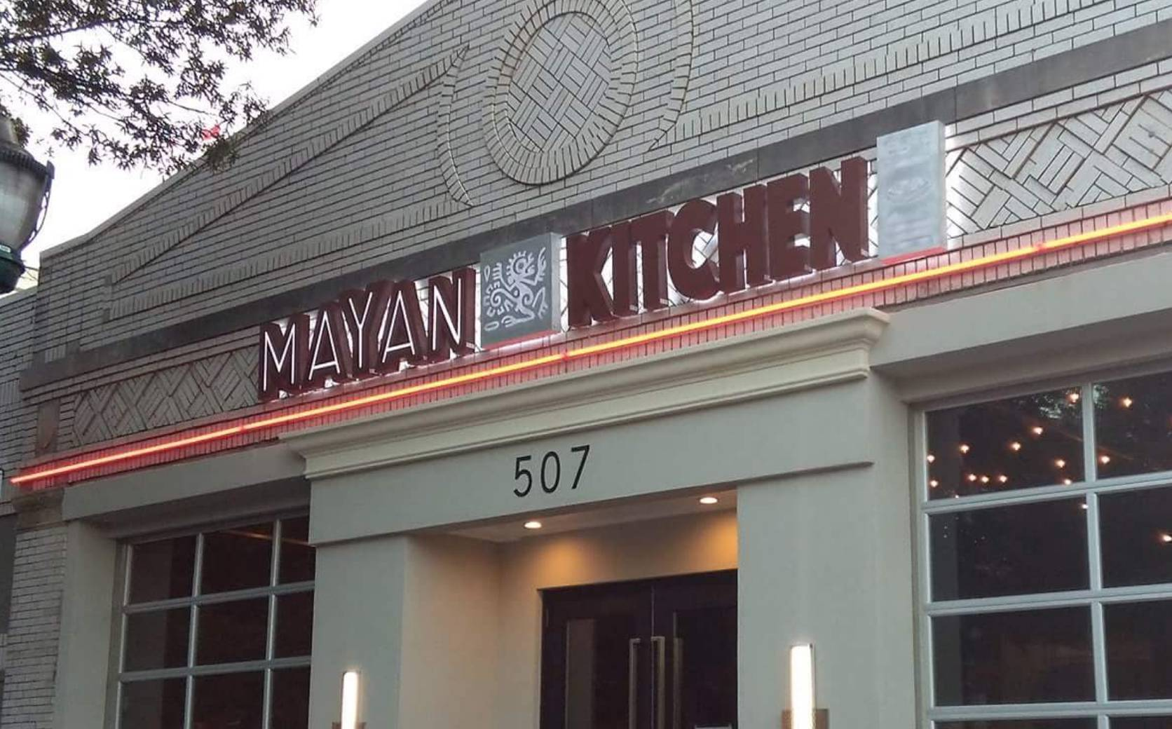 Mayan Kitchen