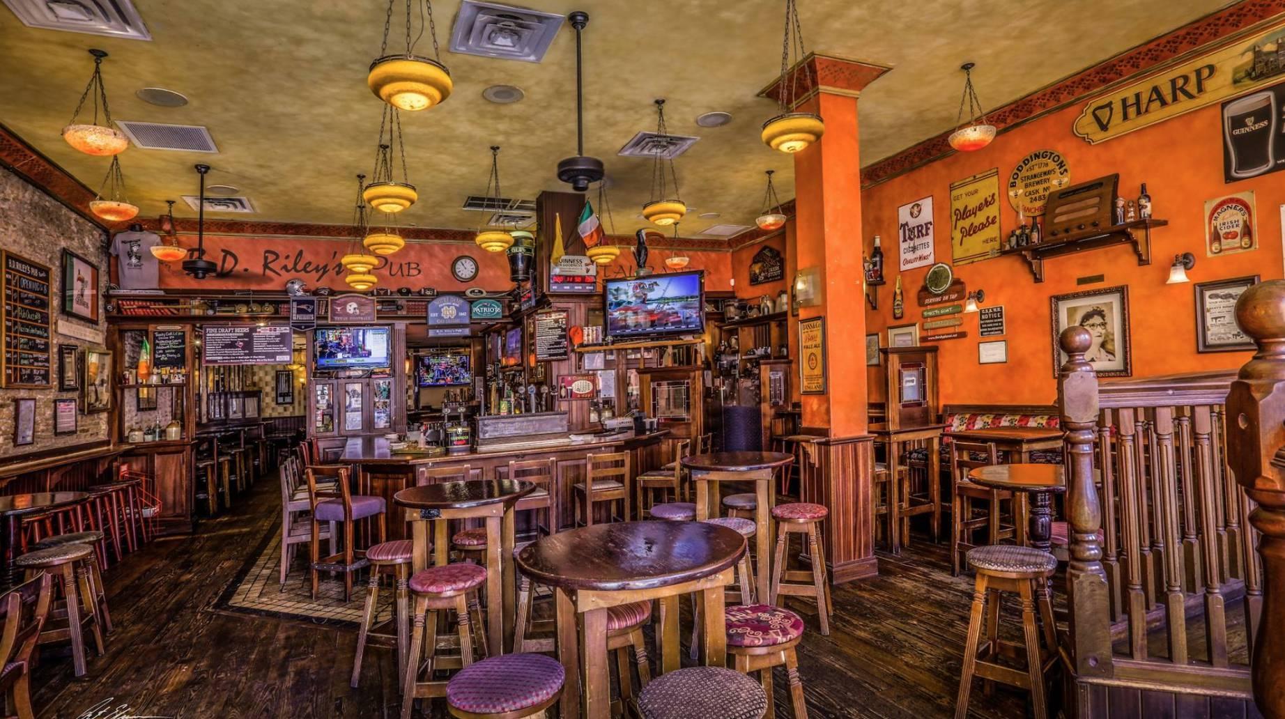 B.D. Riley's Irish Pub Downtown