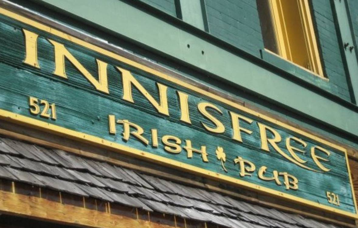 Innisfree Irish Pub