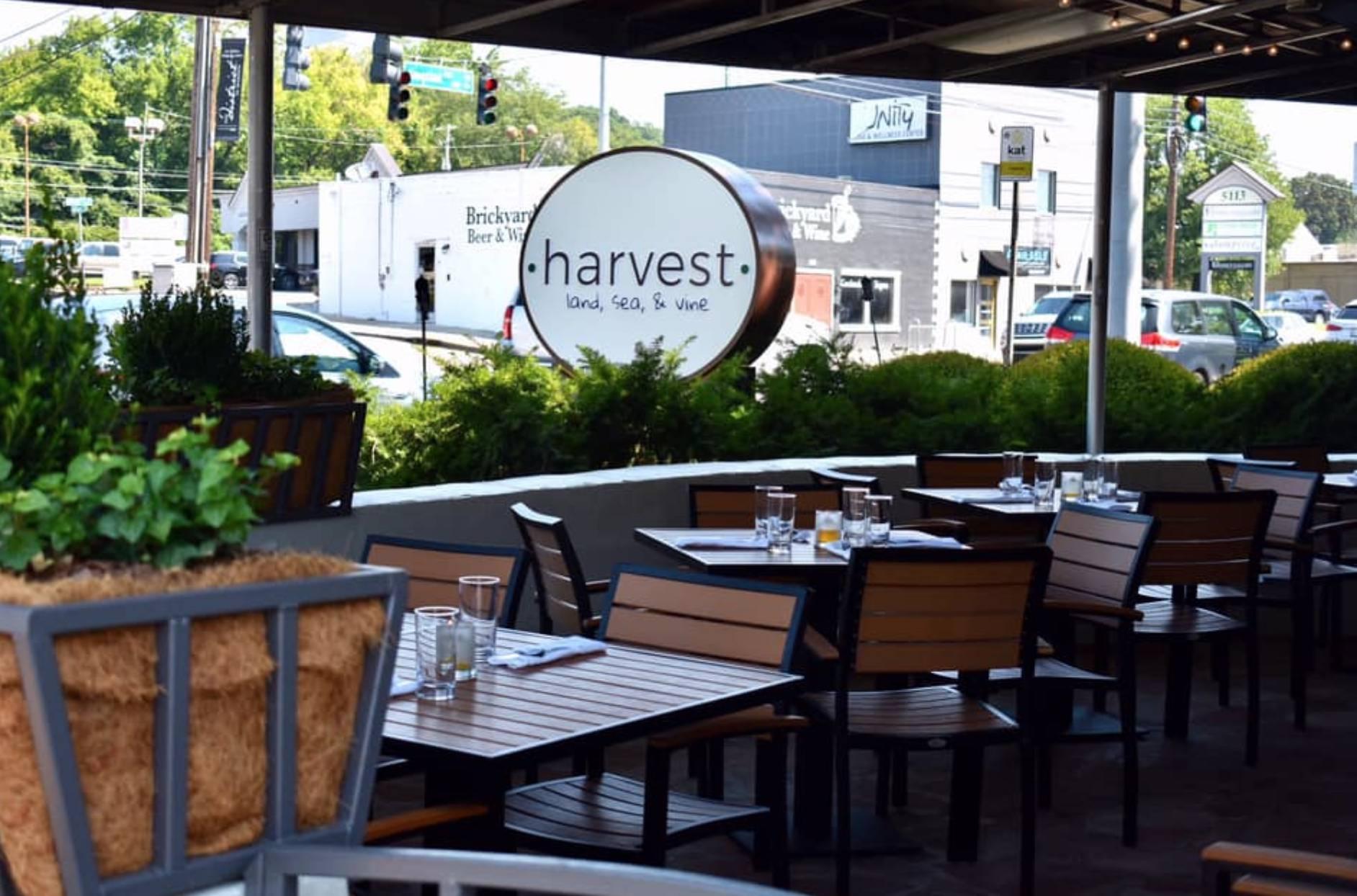 Harvest - Land, Sea, & Vine