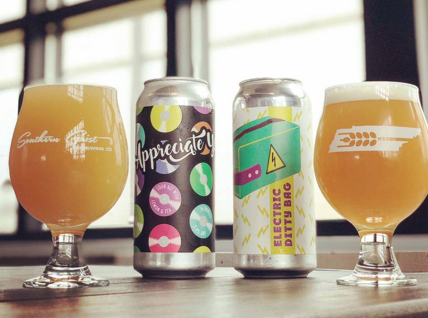 Southern Grist Brewing Co. (East)