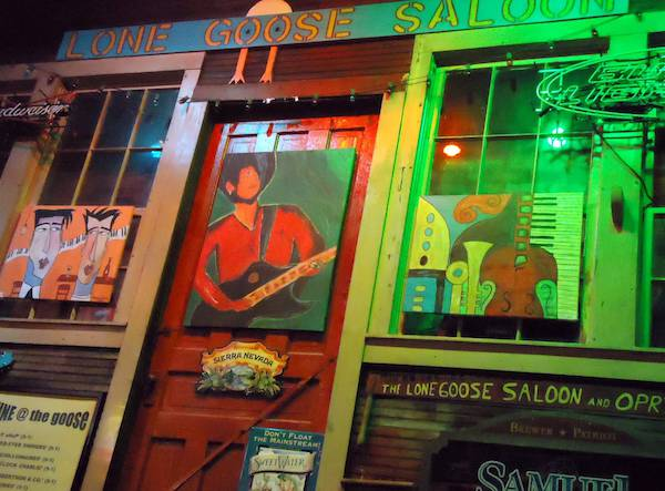 Lone Goose Saloon