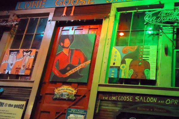 Lone Goose Saloon