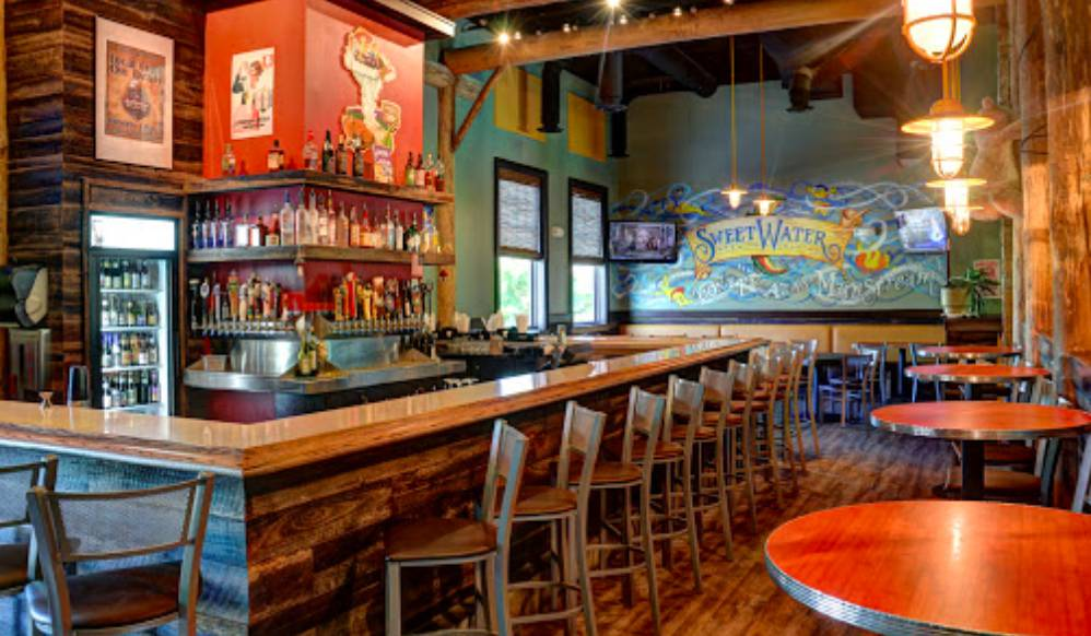 Mellow Mushroom (Jones Valley)