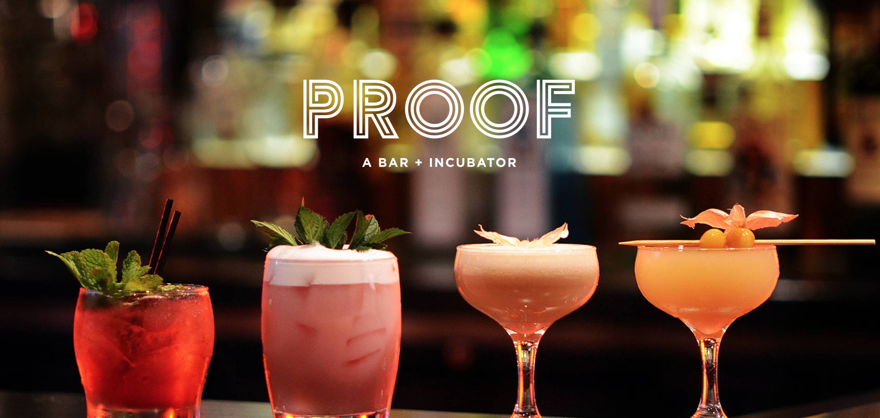 Proof Bar & Incubator
