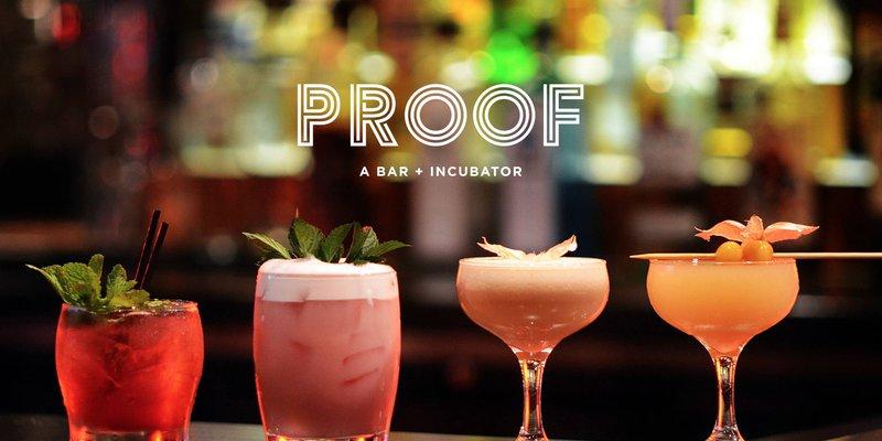Proof Bar & Incubator