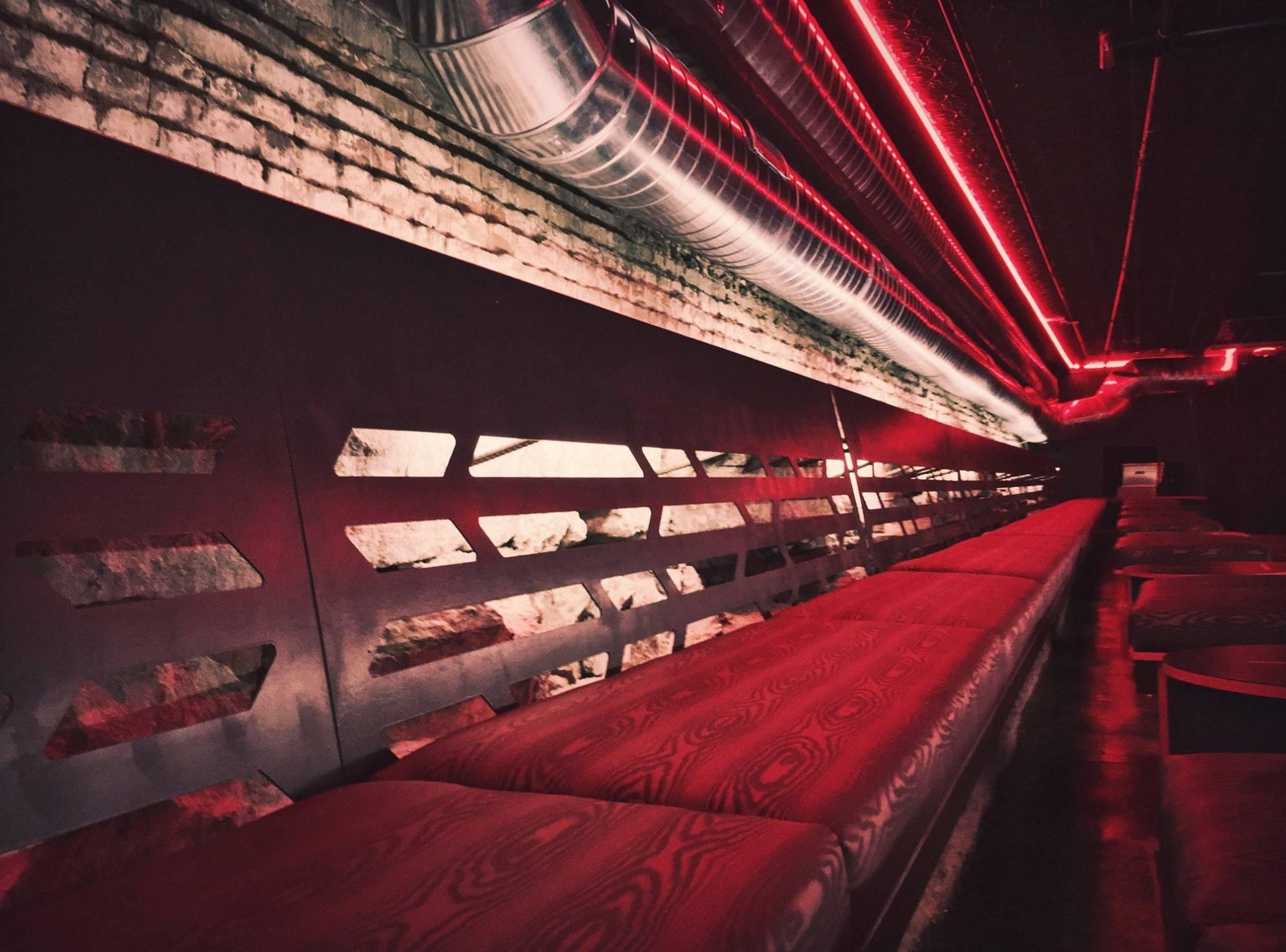 Pilcrow Cocktail Cellar