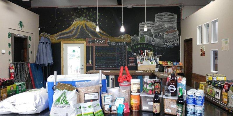 The Brew Market & Beer Garden