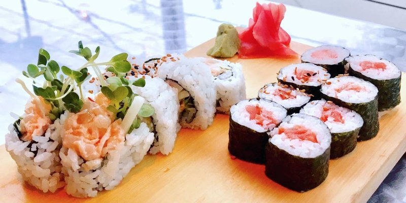Nama Sushi Bar (Bearden)
